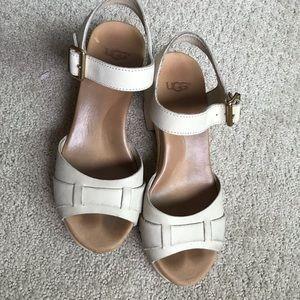 Ugg clog sandal